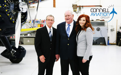 Connell Aviation Group Launches Operations